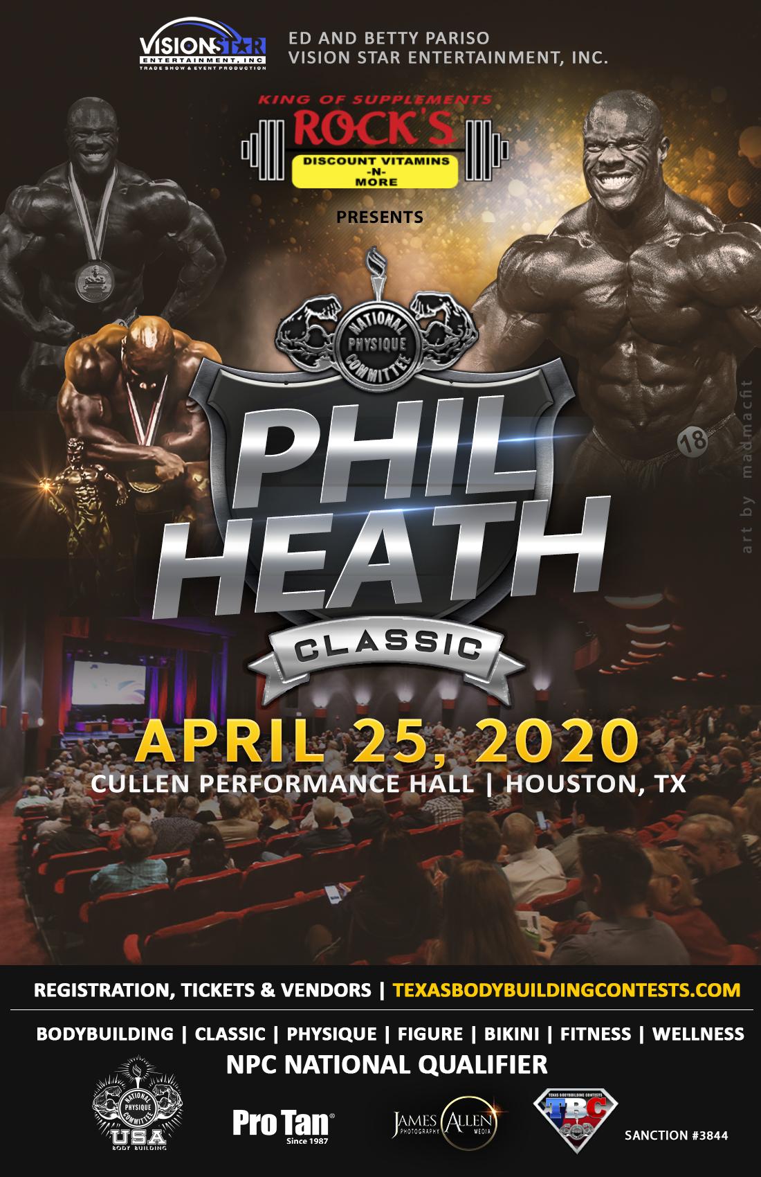 Phil heath 2020