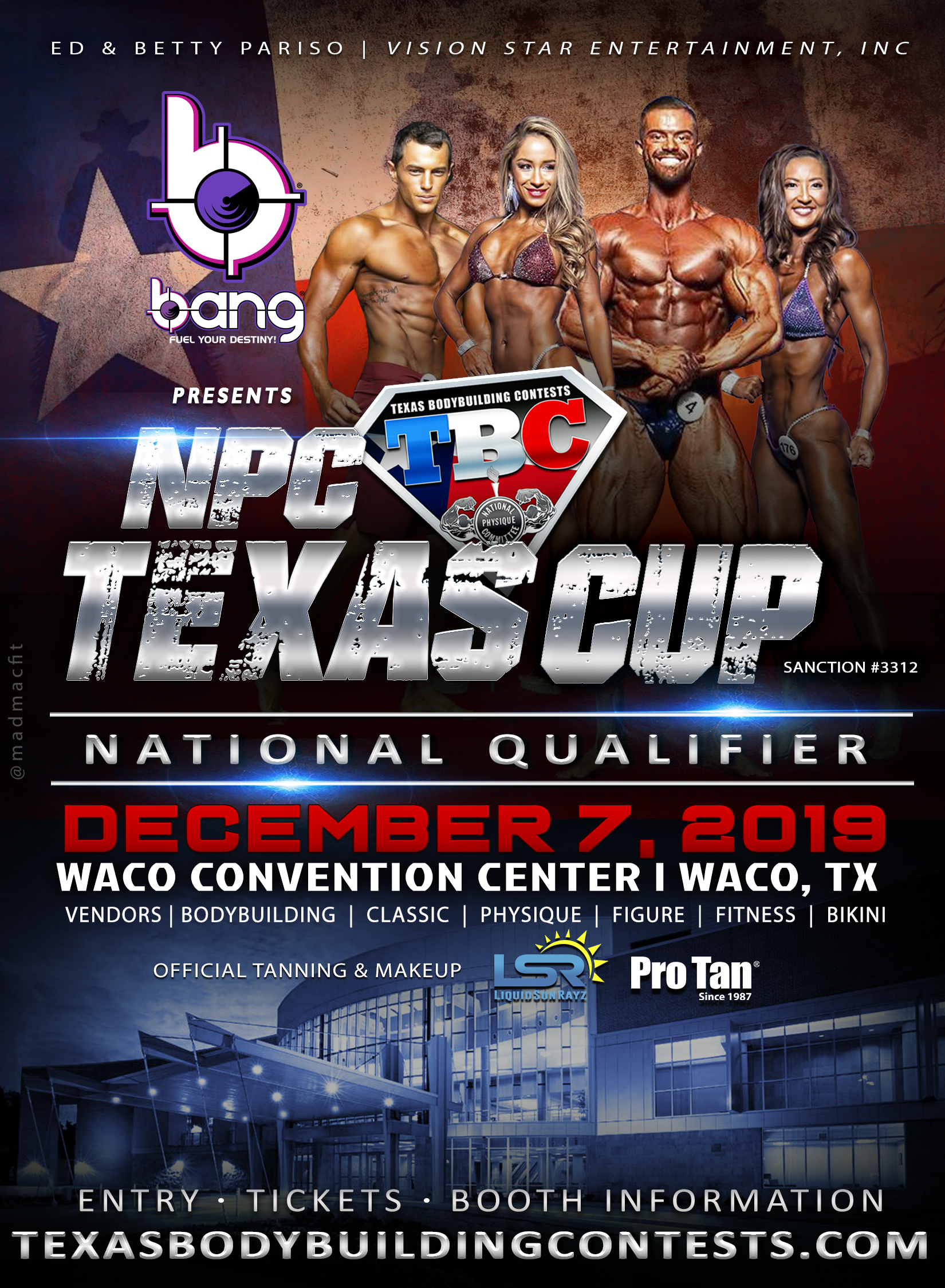Npc Texas 2019 Schedule NPC Texas Cup | Texas National Physique Committee